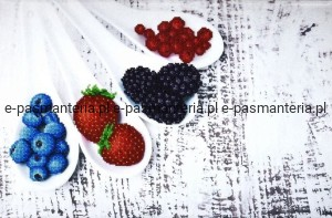 "zestaw do haftu koralikami ""Summer Berries"" 99001"